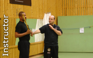 The Role of an Instructor